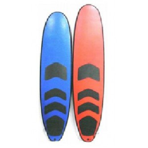 Soft deck surfboard hire